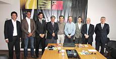 Delegación Italiana CSO